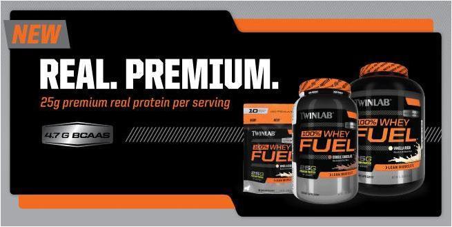Twinlab whey protein
