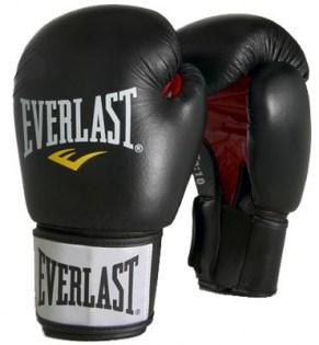 Everlast-Moulded-Foam-Training-Glove-Leather-Black