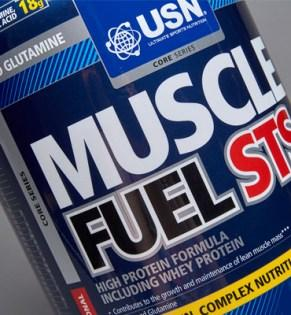 USN - Muscle Fuel STS 2 kg