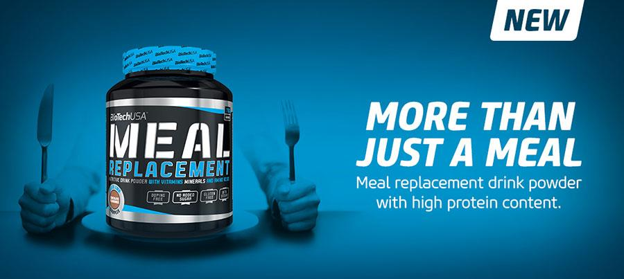Biotech USA - Πρωτεΐνες - Meal Replacement 750 gr