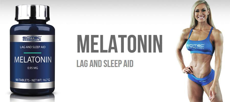 Scitec Essentials - Ειδικά Προϊόντα - Melatonin 90 tablets