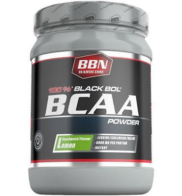 BCAA Black Bol Powder 450 gr Lemon