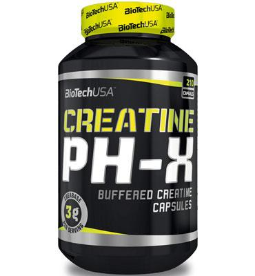 Creatine pH-X 210 caps