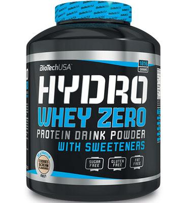 Hydro Whey Zero 1816 gr Strawberry