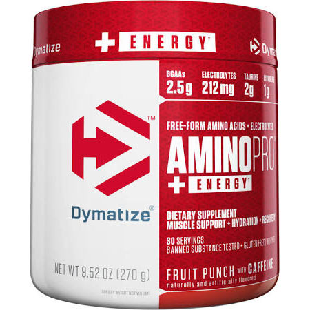 Amino Pro with Energy 270 gr