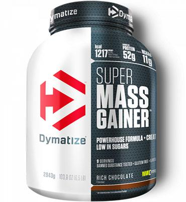 Super Mass Gainer 2943 gr