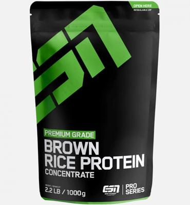Brown Rice Protein Concentrate 1000 gr