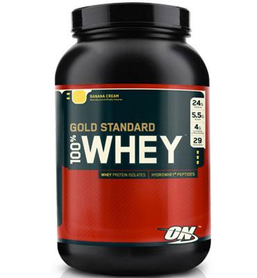 100% Whey Gold Standard 908 gr White Chocolate Raspberry