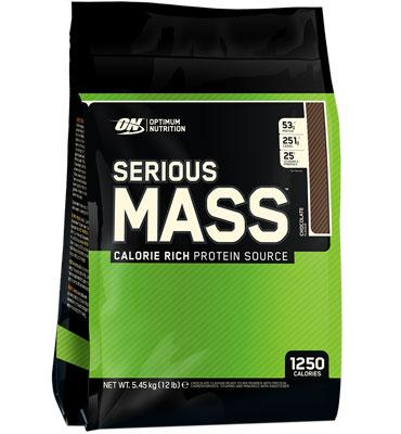 Serious Mass 5454 gr Cookies & Cream