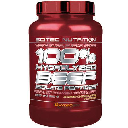 100% Hydrolyzed Beef Isolate Peptides 900 gr