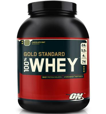 100% Whey Gold Standard 2273 gr Delicious Strawberry