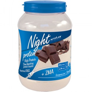 Activlab-Night-Protein+ZMA-Chocolate