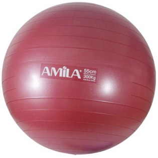 Amila-Gym-Ball-55-Red
