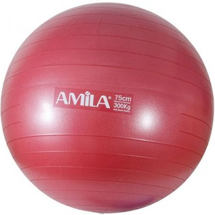 Amila-Gym-Ball-75-Red