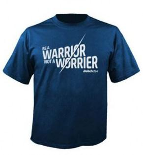 BioTechUSA-Be-A-Warrior-T-Shirt