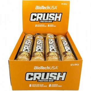 BioTechUSA-Crush-Bar-Box-Chocolate-Peanut-Butter