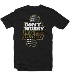 BiotechUsa-Dont-Worry-T-Shirt