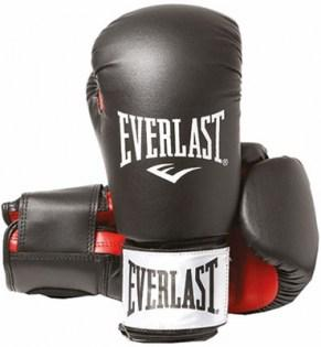 Everlast-Boxing-Gloves-Rodney-Black-Red