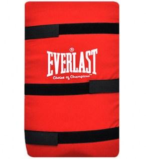 Everlast-Cotton-Shin-Pads-Red9