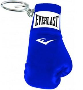 Everlast-Miniature-Boxing-Glove-Key-Ring-Blue