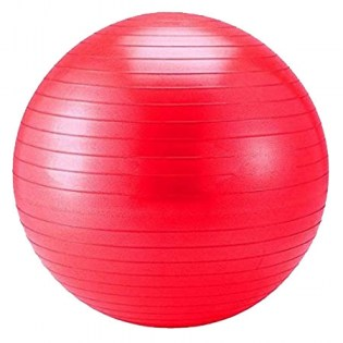 Fitness-Ball-55-Red