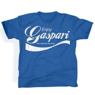 Gaspari-Enjoy-T-Shirt-Blue