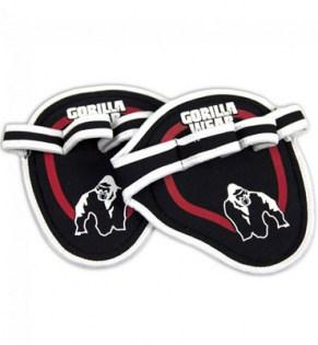 Gorilla-Wear-Palm-Grip-Black-Red