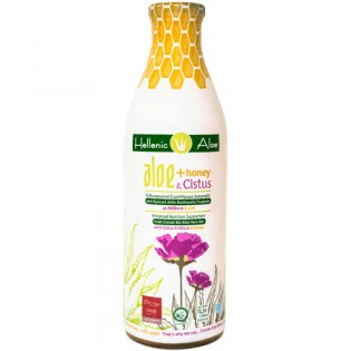 Hellenic-Aloe-Juice-With-Cistus-Honey