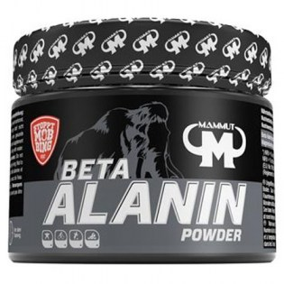 MAMMUT-Beta-Alanine-Powder