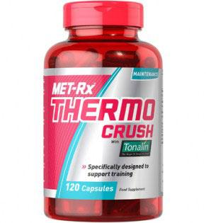 MET-RX - Thermo Crush 120 caps
