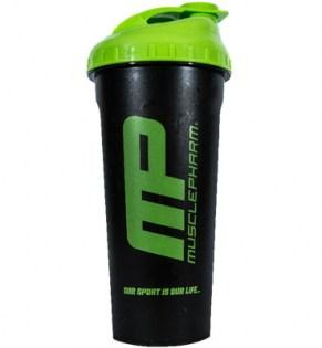 MusclePharm-Shaker-Black-Green