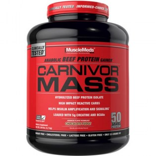 Musclemeds-Carnivor-Mass-6-lbs-Chocolate-Fudge
