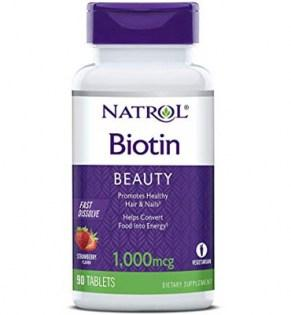 Natrol-Biotin-1000mg-90-tablets