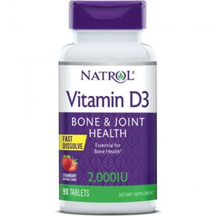 Natrol-Vitamin-D-3-90-tablets