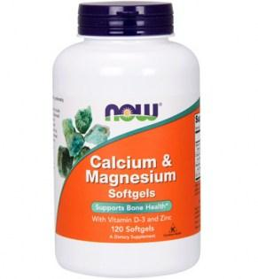 Now-Foods-Calcium-Magnesium-120-softgels