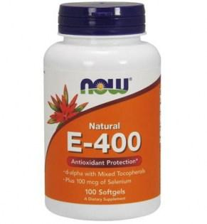 Now-Foods-E-400-Mixed-Tocopherols-Plus-Selenium