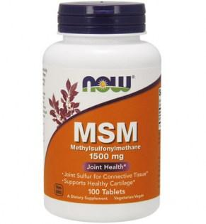 Now-Foods-Msm-100-tablets