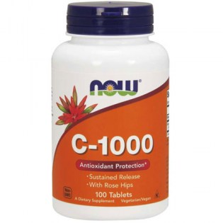 Now-Foods-Vitamin-C-1000-Sustained-Release-Tablets
