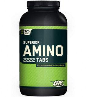 ON - Superior Amino 2222 - 320 tablets