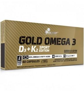 Olimp-Gold-Omega-3-d3-k2-Sport-Edition