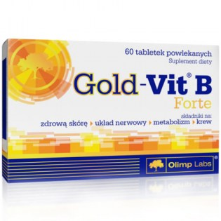 Olimp-Gold-Vit-B-Forte-60
