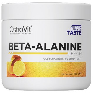 Ostrovit-Beta-Alanine-200-Lemon