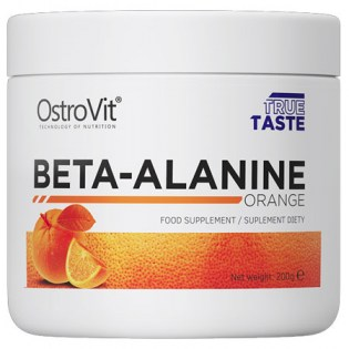 Ostrovit-Beta-Alanine-200-Orange