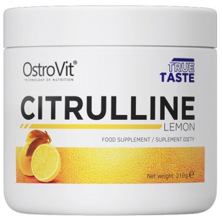 Ostrovit-Citrulline-210-Lemon