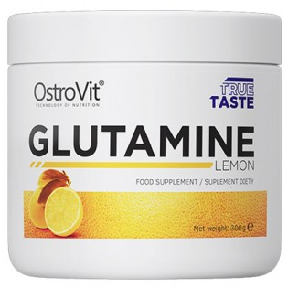 Ostrovit-Glutamine-300-Lemon