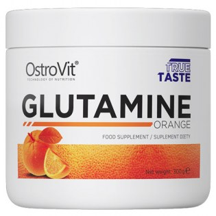 Ostrovit-Glutamine-300-Orange