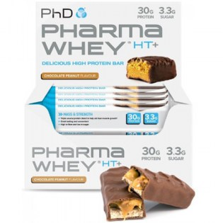 PHD-Pharma-Whey-HT-Bar-12-X-75-Chocolate-Peanut