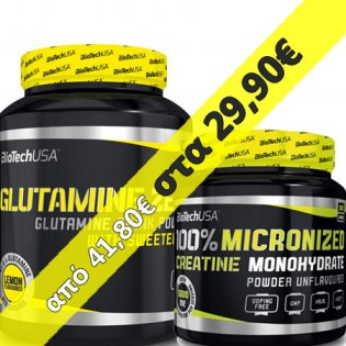 Package-Glutamine-Zero-600-Creatine-300