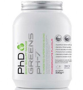 PhD - Greens pH-7 330 gr