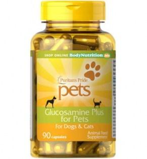 Puritans-Pride-Glucosamine-Plus-For-Pets